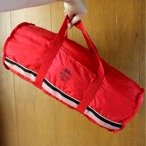 Vintage PIZZA HUT Duffel Tote Bag
